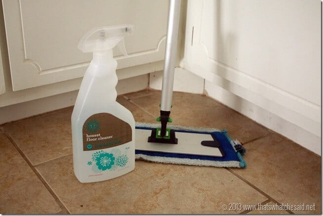 Floor Cleaner - the Honest Company