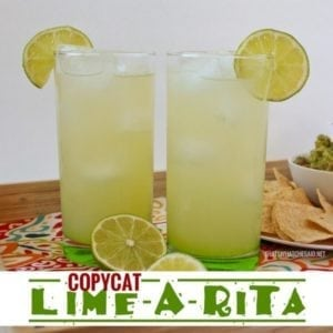 Copycat Lime-A-Rita Recipe!