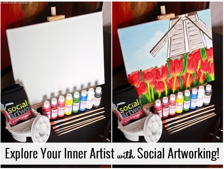 Explore your inner Artist with Social Networking