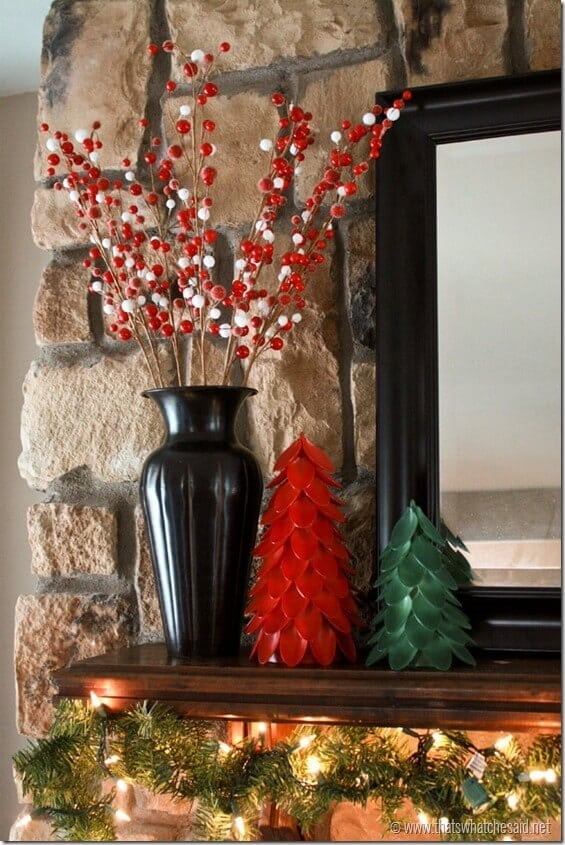 Holiday Mantle 3