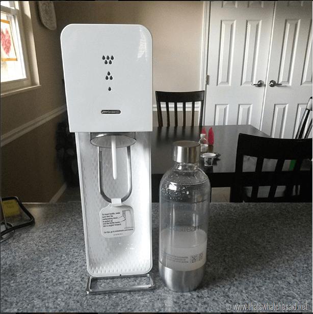 Source Soda Stream