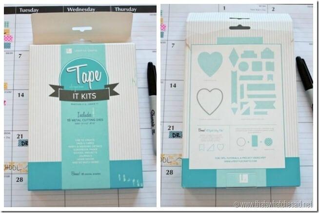 Tape It Kits