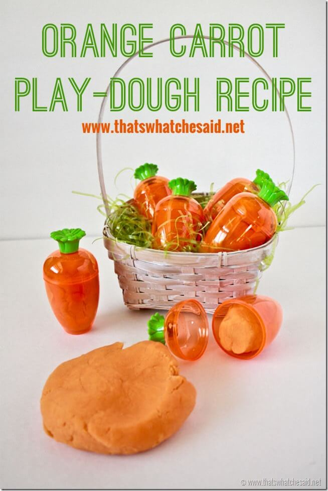 Play-dough Recipe at thatswhatchesaid.net