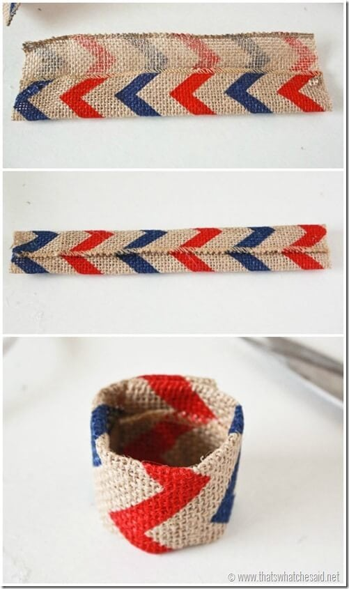 4th of July Napkin Rings at thatswhatchesaid.com