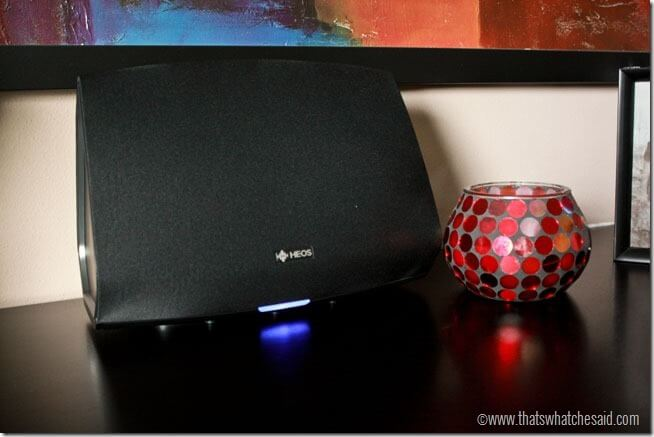 HEOS by Denon Multi Room Sound System at thatswhatchesaid.com