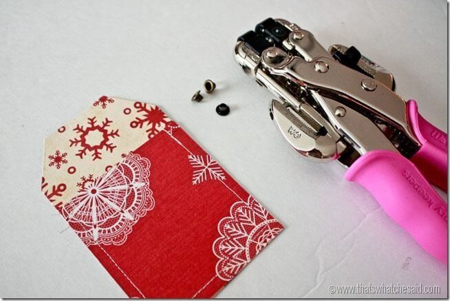 Gift Tag Gift Card Holders 12