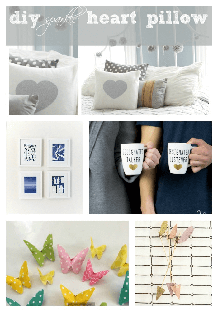 30 Minute DIY Projects at www.thatswhatchesaid.com