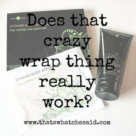 It Works Wrap - Answering the question does it really work?