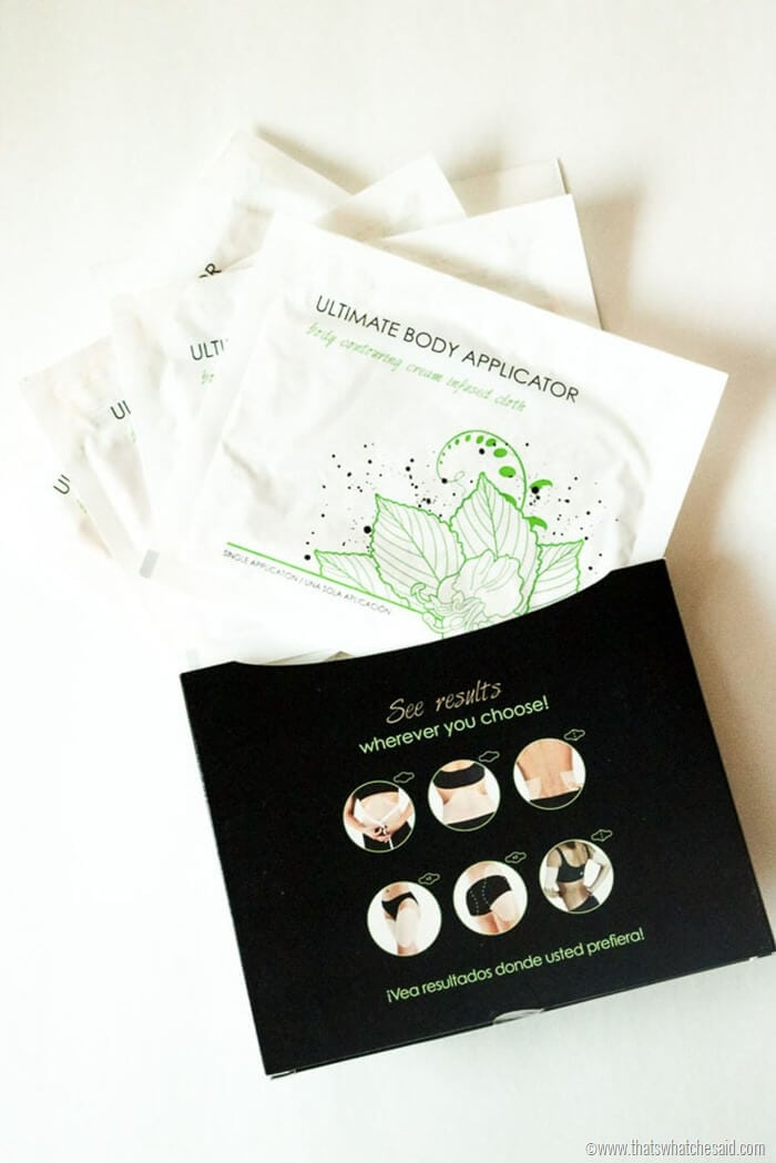 Ultimate Body Applicator - It Works Wrap Thing