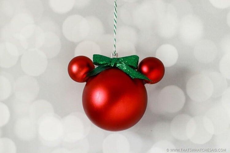 Disney Minnie Mouse Ornament
