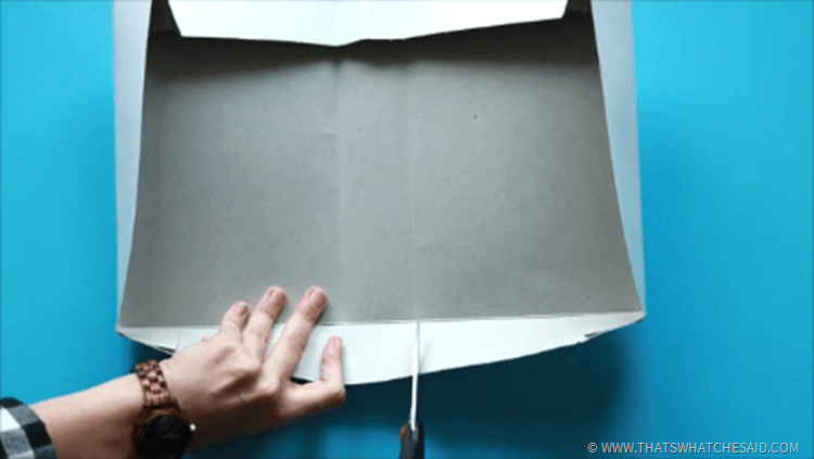 How to Easily Make a Gift Box