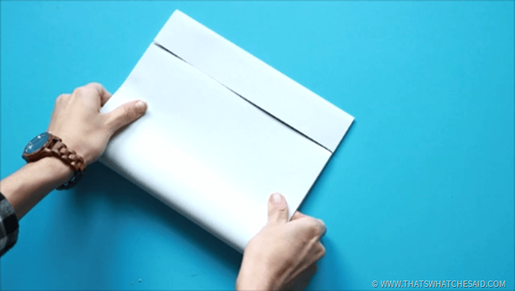How to use a Single Side of a Gift Box