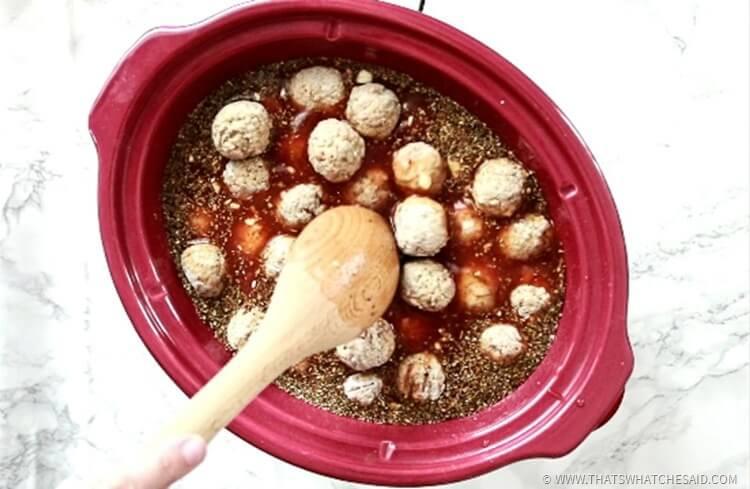 Can I make spaghetti & meatballs in a slowcooker