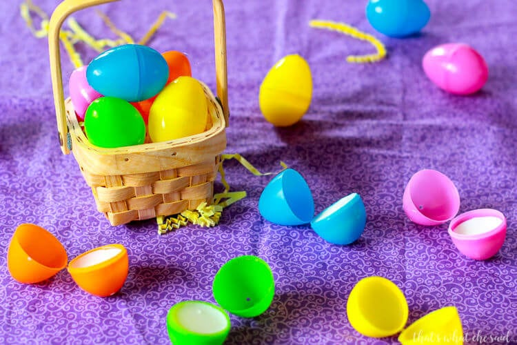 How to Make your Easter Egg Lip Balm