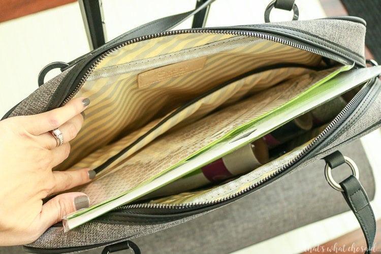 Great Crafting Laptop Bag