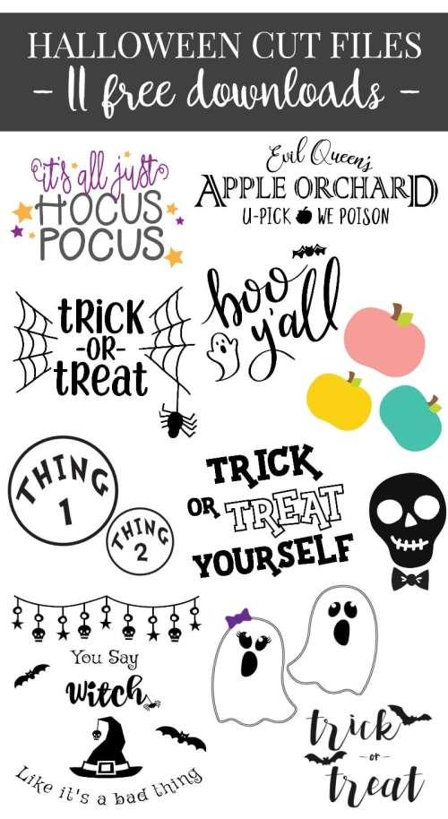 free halloween svg files