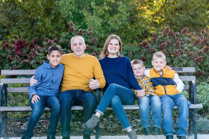 Spangenberg Family Photo