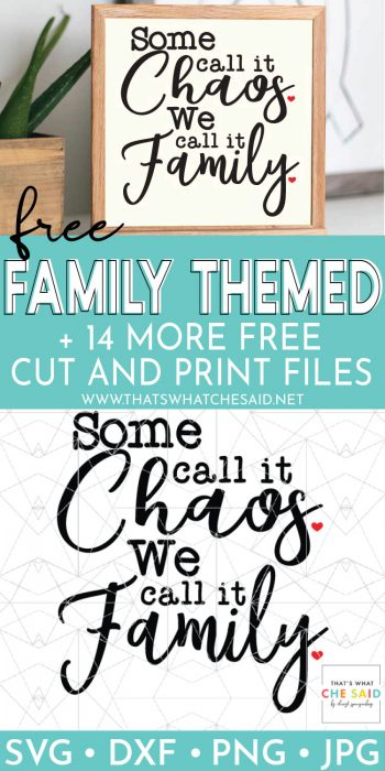 Pinterest Pin with finished sign on top, explanation wording and vector representation of file on the bottom