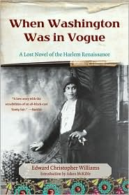 Book Cover: When Washington Was in Vogue