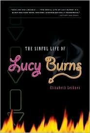 The Sinful Life of Lucy Burns Book Cover