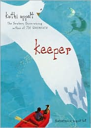 Book Cover Image: Keeper by Kathi Appelt