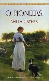 O Pioneers by Willa Cather Book Cover
