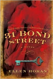 31 Bond Street by Ellen Horan Book Cover