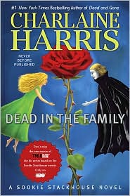 Dead in the Family by Charlaine Harris Book Cover