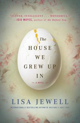 Book Review – The House We Grew Up in by Lisa Jewell