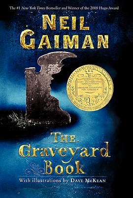 Audiobook Review – The Graveyard Book by Neil Gaiman