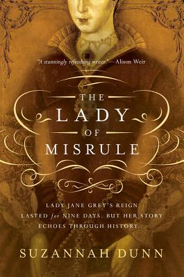 Book Review – The Lady of Misrule by Suzannah Dunn