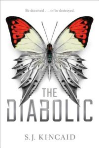 The Diabolic by S. J. Kinkaid