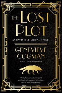 The Lost Plot by Genevieve Cogman