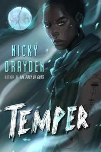 Books Read by Author   That s What She Read Temper by Nicky Drayden