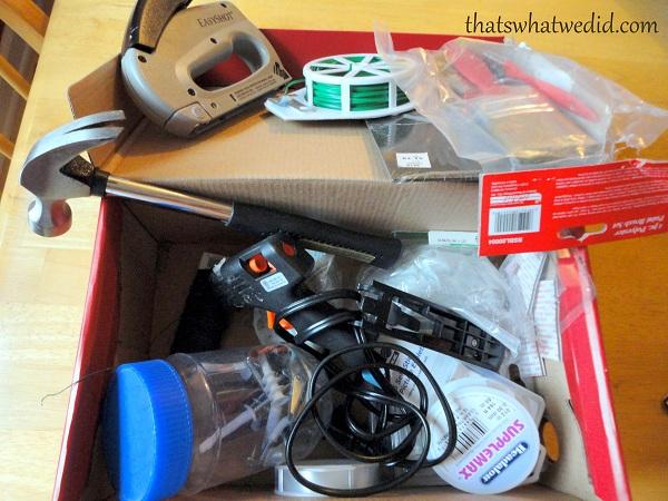 Shoebox Toolbox