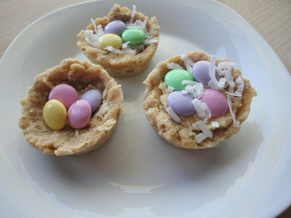 easter nests no bakes
