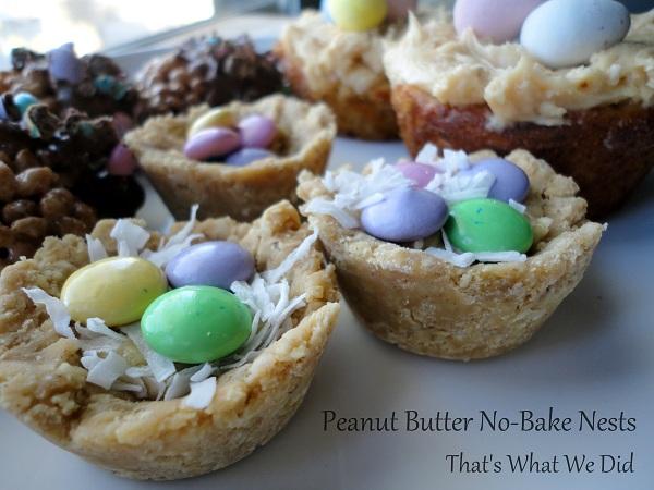 Peanut Butter No-Bake