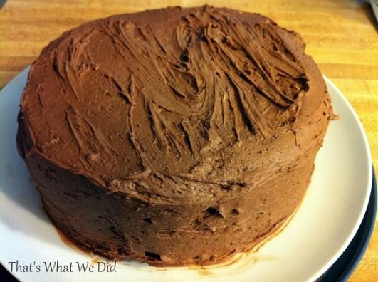 better batter cake frosted