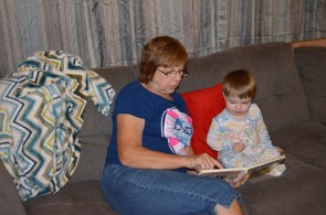 jenson reading gramma