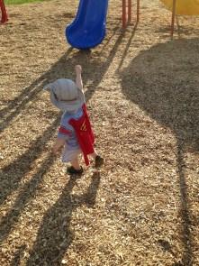 jenson at park