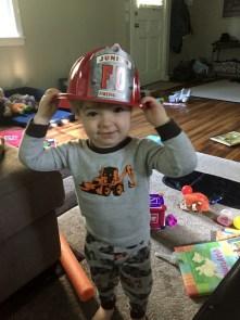 jenson fireman hat