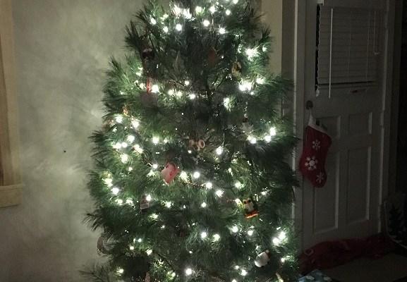 A beautiful Christmas Eve