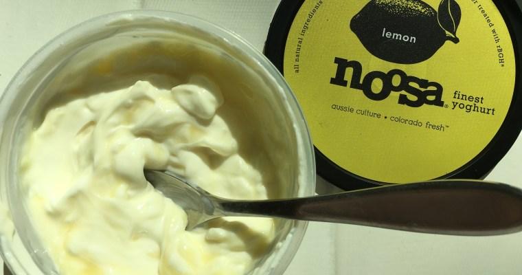 I Love Lemon Noosa Yoghurt