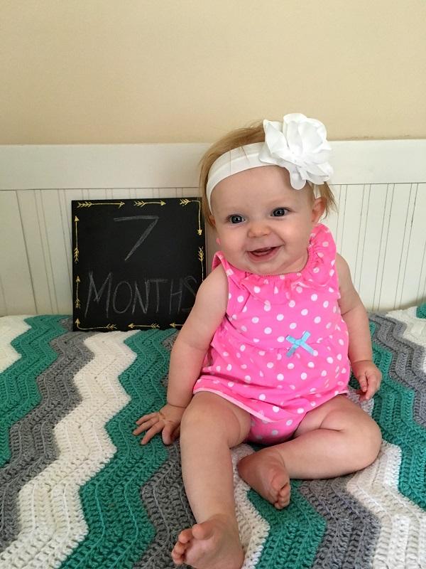 Marlowe update: 7 months old