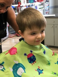 jenson haircut