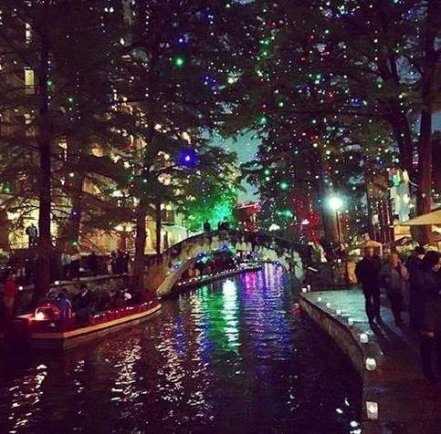 Christmas Lights That Look Like Water Falling.20 Texas Christmas Destinations You Won T Want To Miss