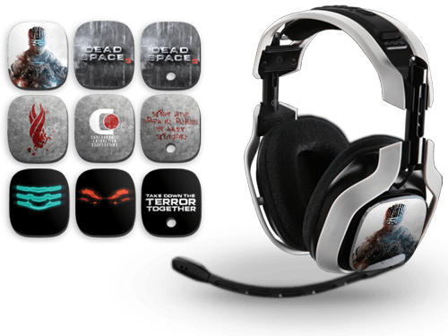 Dead Space 3 Gets Special Headset Tags From Astro Gaming