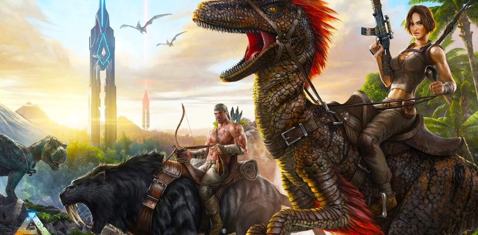 REVIEW ARK Survival Evolved PS4 That VideoGame Blog