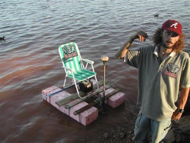 Redneck Boat