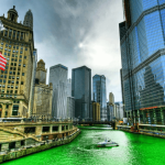 Chicago is the place to be for St. Patrick's Day!